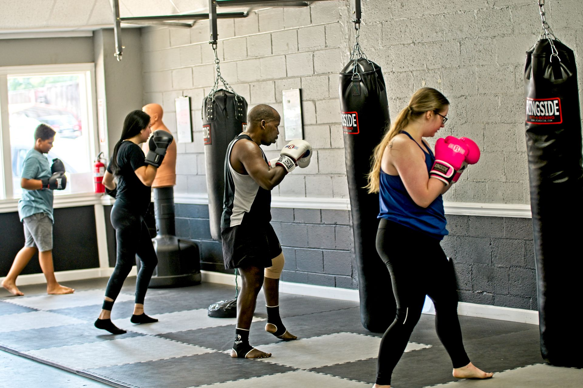 Fitness, Kickboxing Training, Gyms in Shelby County - Alabaster, Calera, Alabama