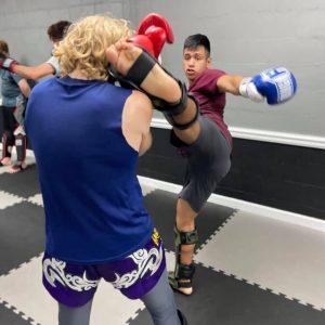 Garage Kickboxing Fitness GYM GKB Alabaster Calera 10 2020 26